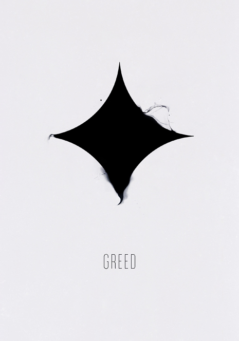 Seven Sins: Greed